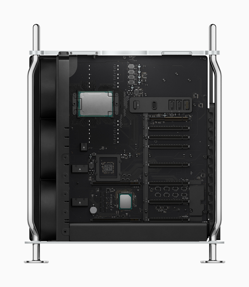 Unboxing the tech of the new Mac Pro 3