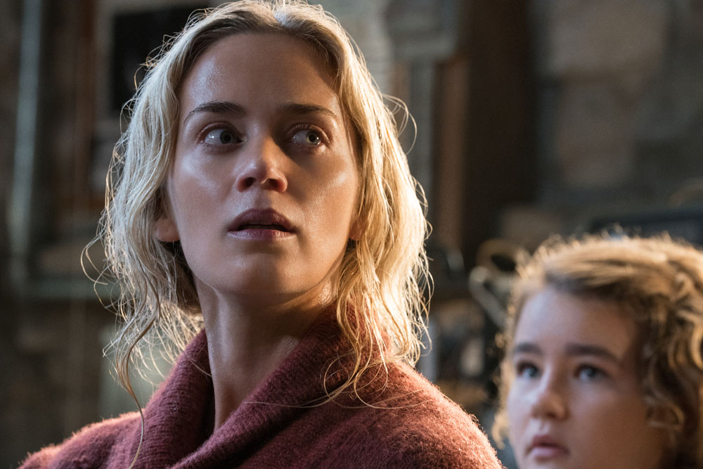 "ART OF THE CUT with ""A Quiet Place"" editor, Chris Tellefsen, ACE 11"