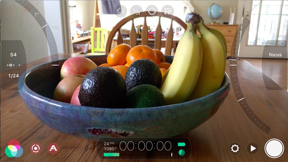 FiLMiC Pro v6: Log Video on iOS 3