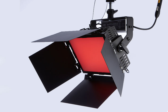 BB&S Lighting's new Area 48 Color: the world's most powerful full-color LED panel