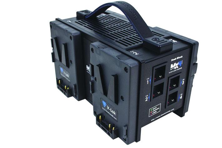 Tolar Armitt's: 1st AC cuts the cord with Hawk-Woods Mini-V batteries