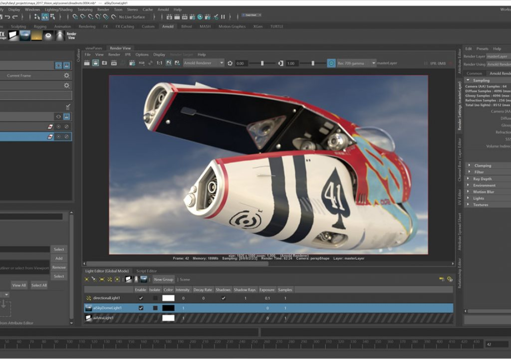 Maya 2017: More mograph, less mental ray 1