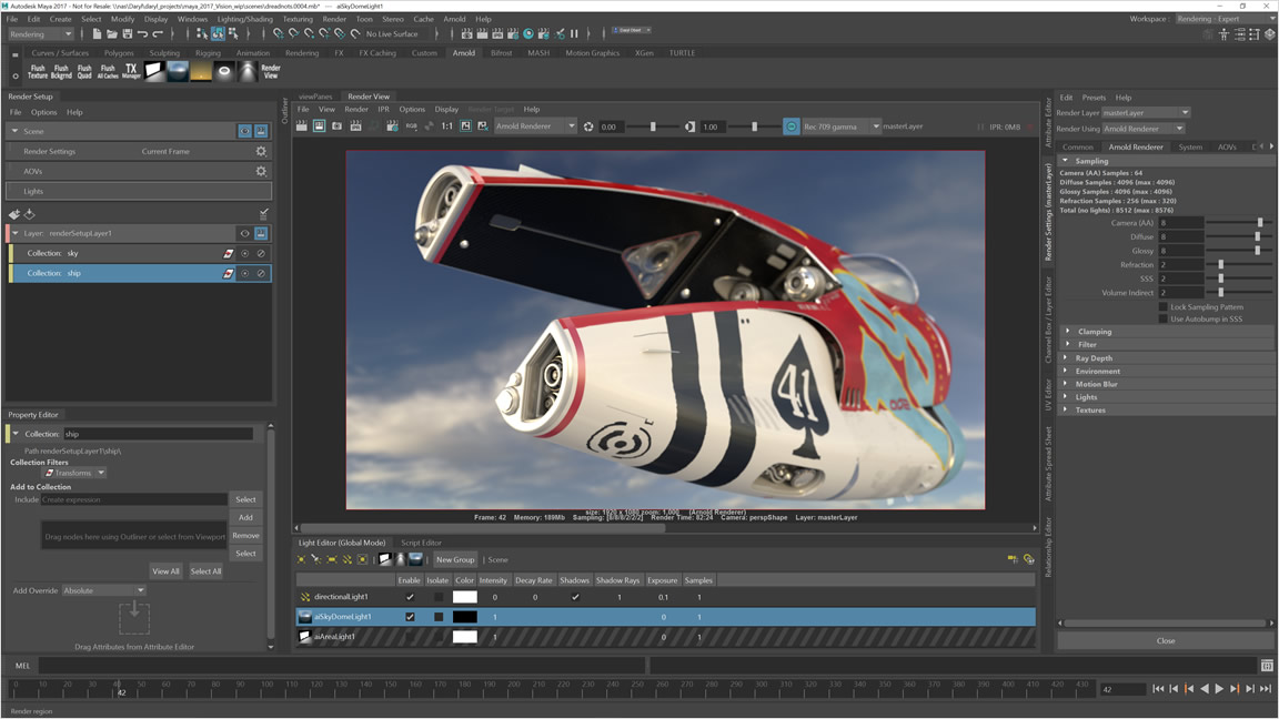 Maya 2017: More mograph, less mental ray 5