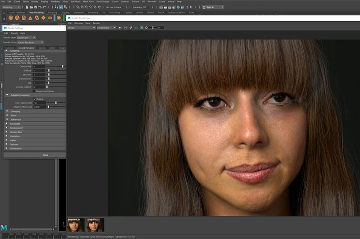 Arnold 5.3 brings the freedom to render in GPU or CPU