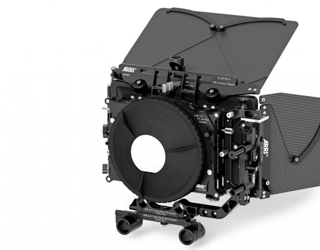 ARRI introduces Matte Box LMB 4x5