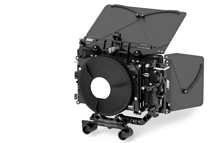 ARRI introduces Matte Box LMB 4x5