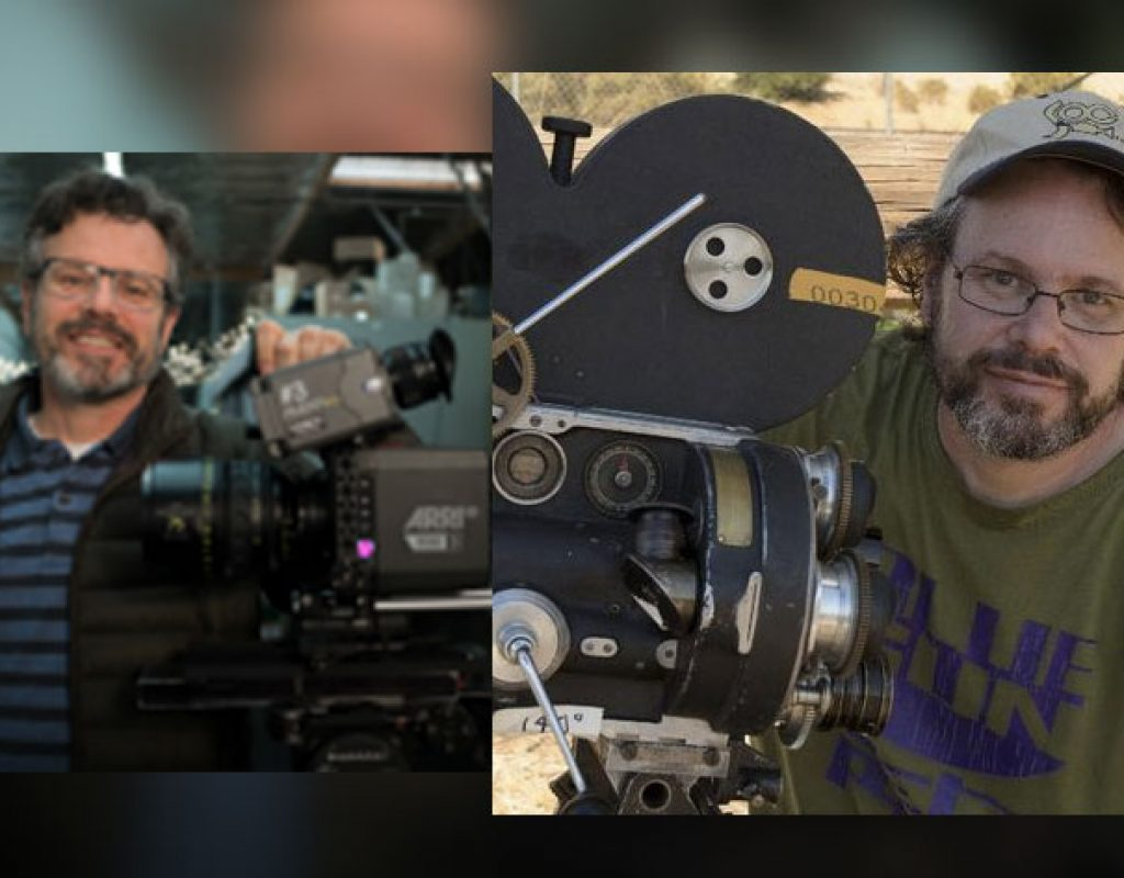 Art Adams is ARRI's cinema lens specialist