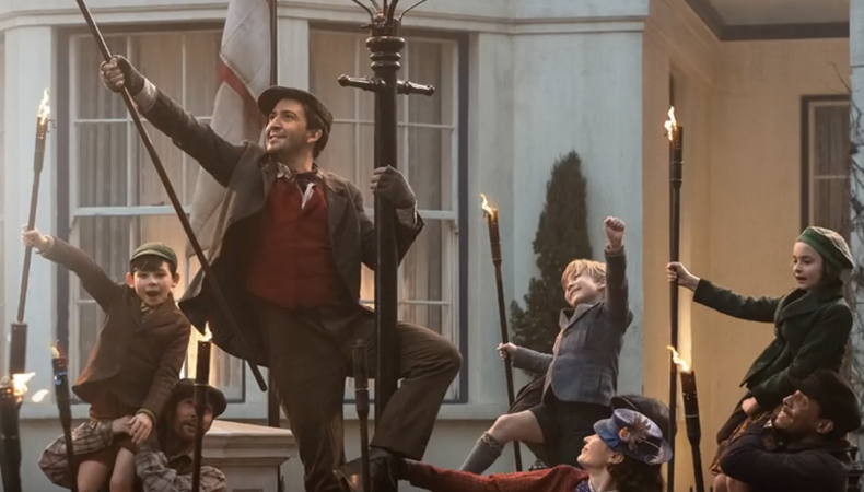 ART OF THE CUT, with Wyatt Smith, ACE on Mary Poppins Returns 5