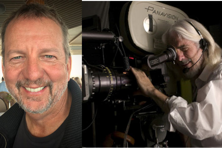 American Society of Cinematographers to honor Robert Richardson and Jeff Jur