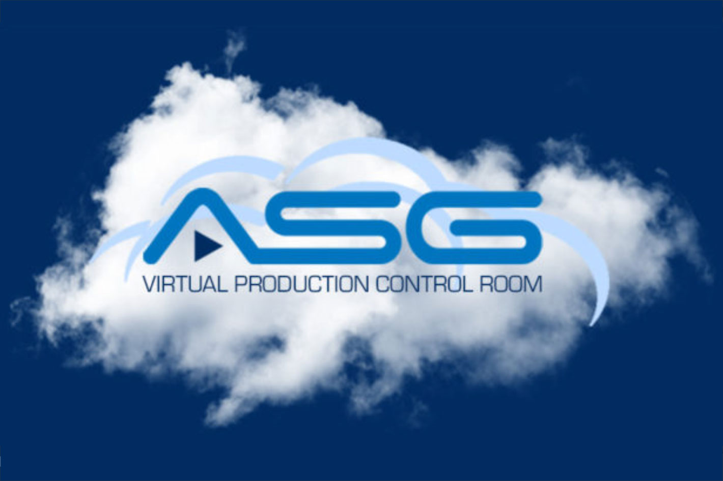 ASG unveils new Virtual Production Control Room