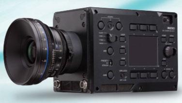 Astro Design 8K camera product shot