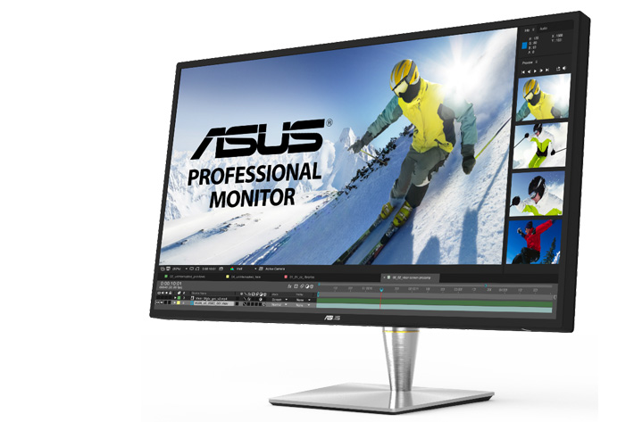 ASUS: two new HDR monitors 1