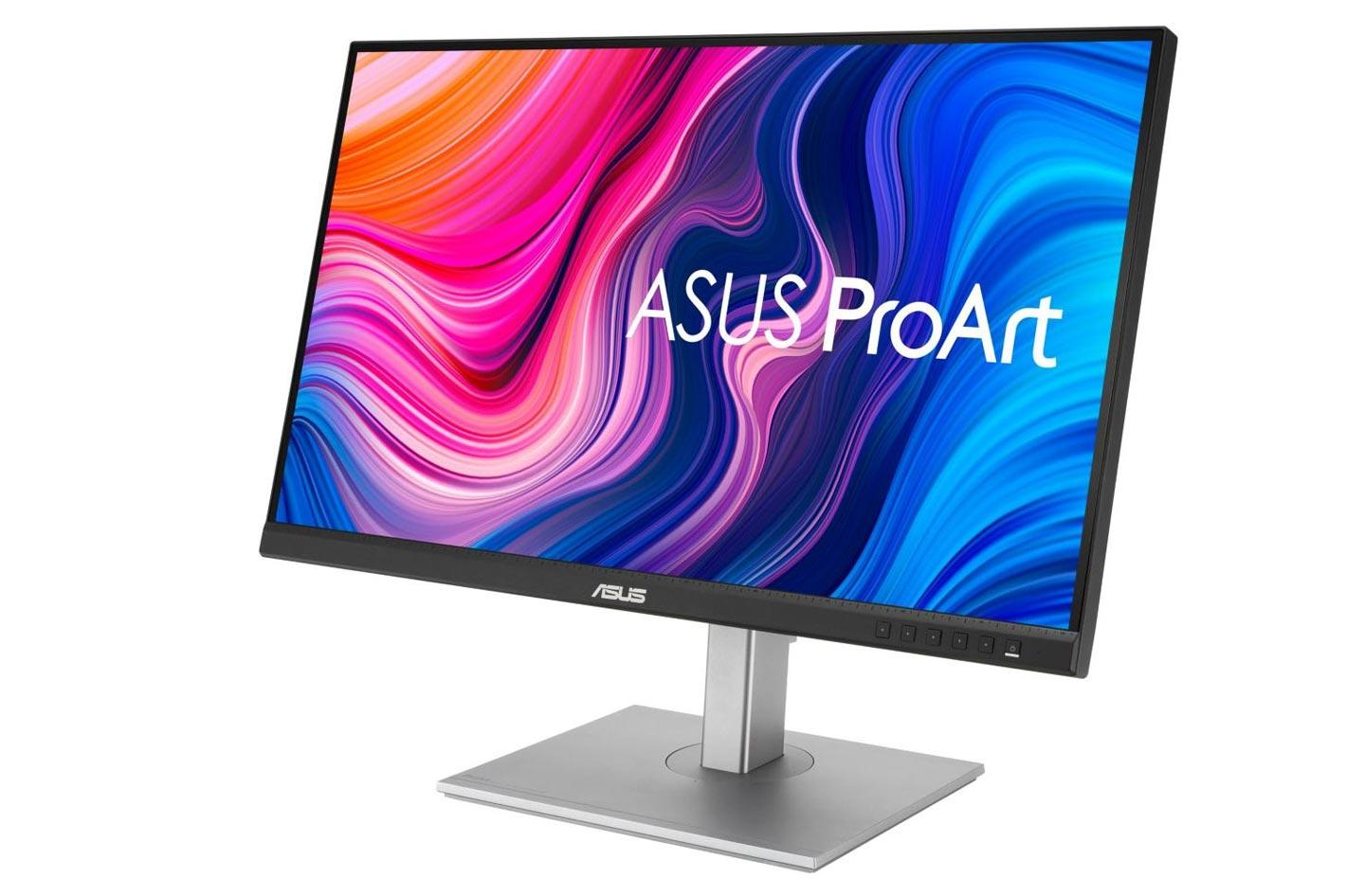 Asus shows professional monitors at CES 2021