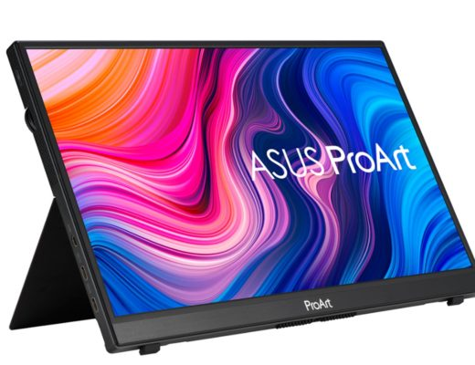 Asus shows professional monitors at CES 2021
