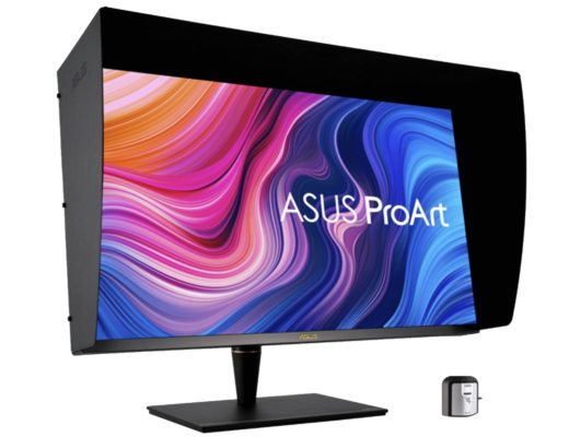 ASUS ProArt PA32UCX-PK: the creative professionals perspective