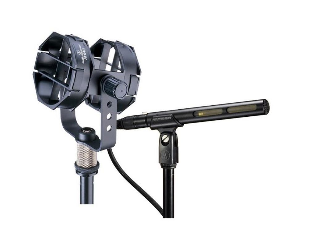 Review: AT875R shotgun mic & AT8415 shockmount from Audio Technica 1