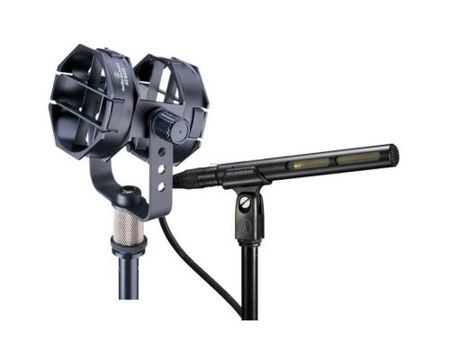 Review: AT875R shotgun mic & AT8415 shockmount from Audio Technica 51