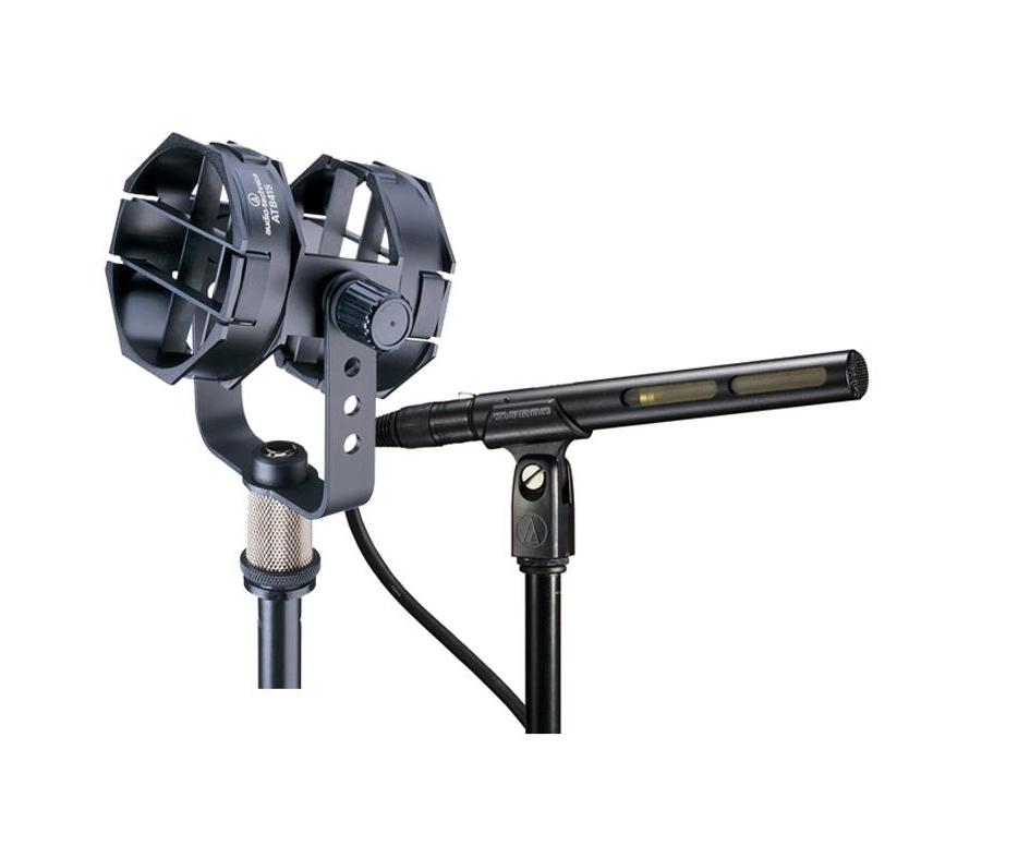Review: AT875R shotgun mic & AT8415 shockmount from Audio Technica 8