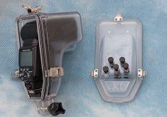 AquaTech underwater flash