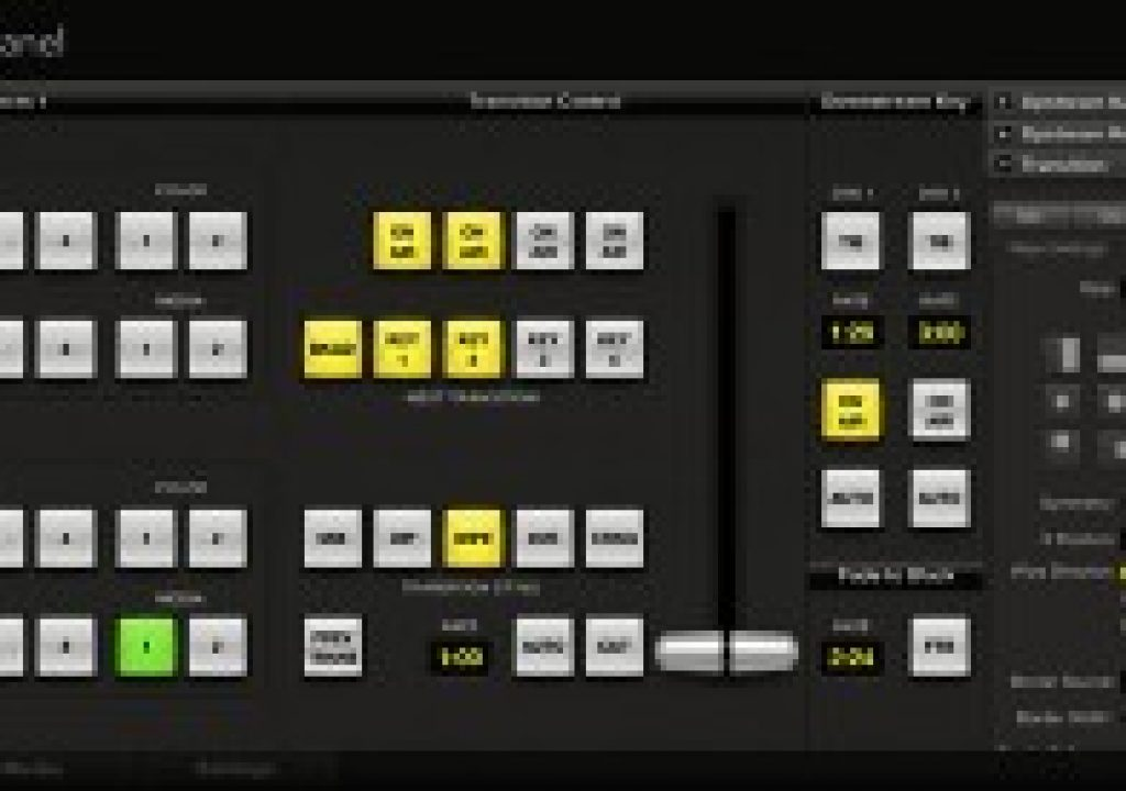 2011 Mtv Emas Broadcast Live With Blackmagic Design Atem Production Switcher By Pvc News Staff Provideo Coalition