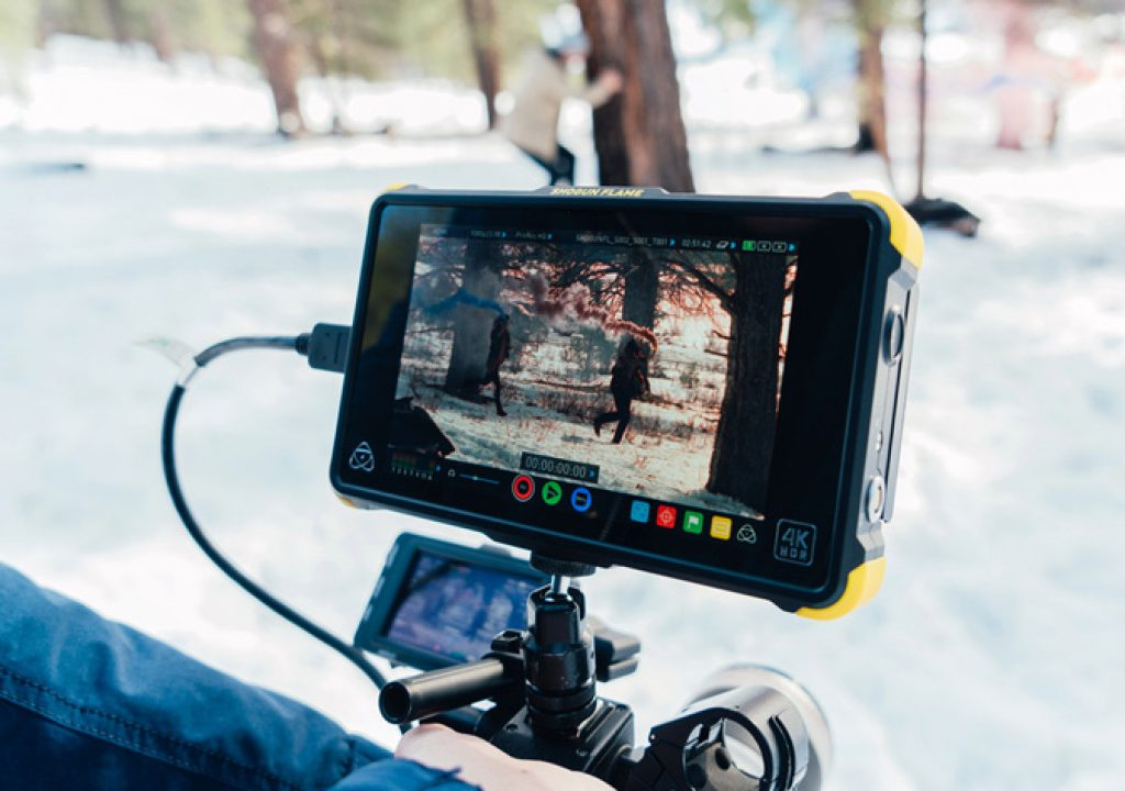 Atomos new firmware improves HDR in Flame series