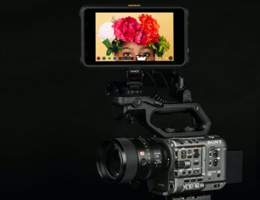 Atomos ProRes RAW now enabled for the Sony FX6
