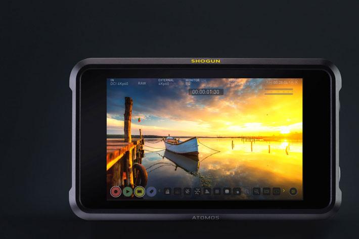 Atomos Shogun 7 gets multi-camera switching with AtomOS 10.4