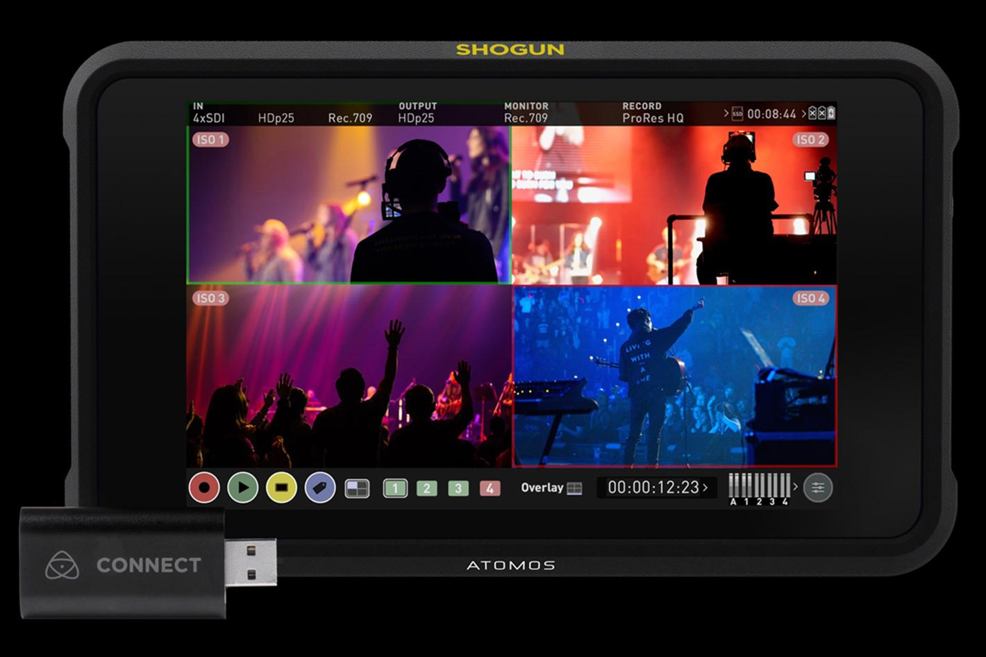 Atomos Connect: a professional HDMI to USB conversion for streaming