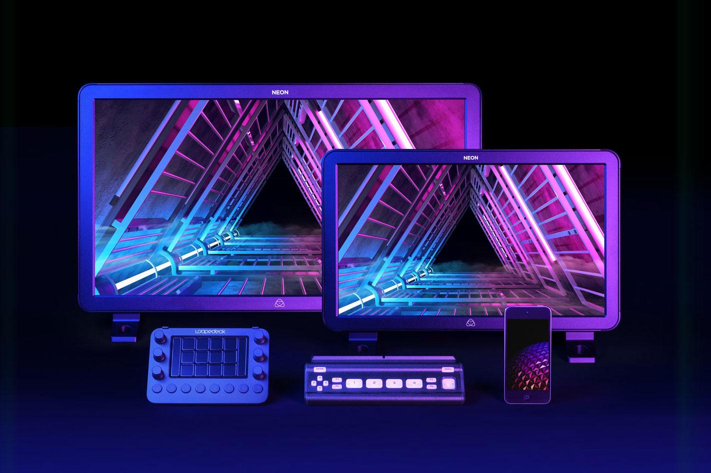 Atomos announces NEON Take Control promotion 4