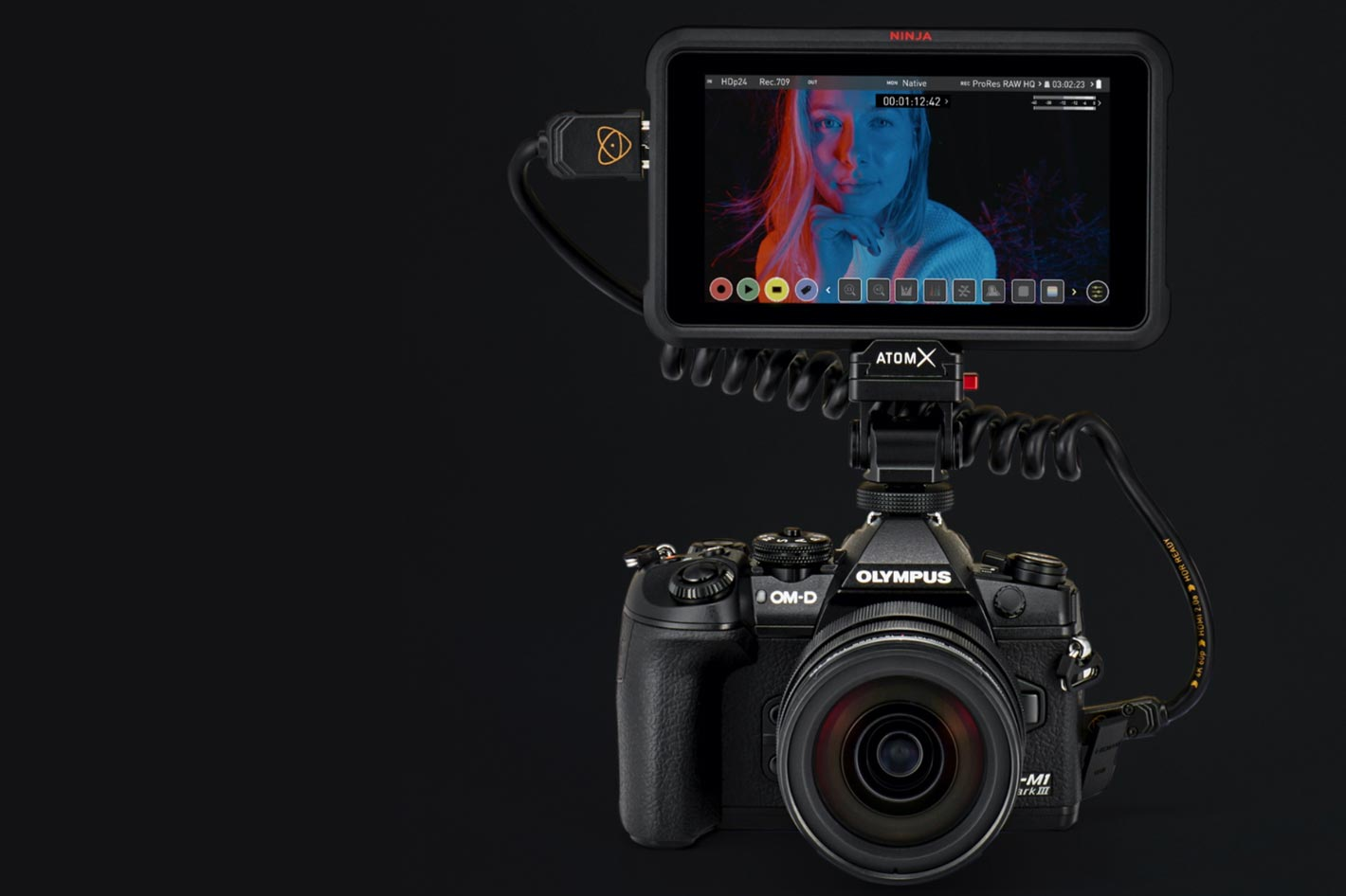 Atomos enables up to 4Kp30 ProRes RAW from Nikon Z 7II