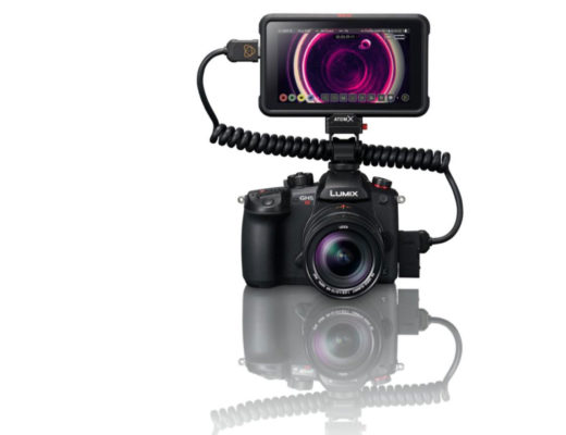 Atomos ProResRAW available for the Panasonic LUMIX GH5S