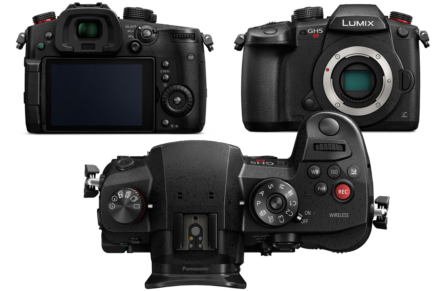 Atomos ProResRAW available for the Panasonic LUMIX GH5S 3