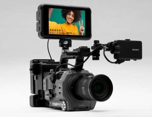 Atomos announces RAW recording on Sony's PXW-FX9