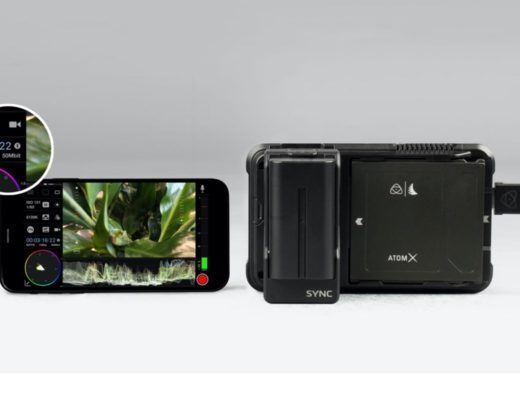 New AtomX SYNC: trouble-free multi-cam wireless timecode