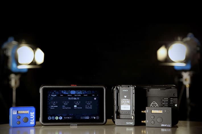 Atomos acquires Timecode Systems, changing production workflows