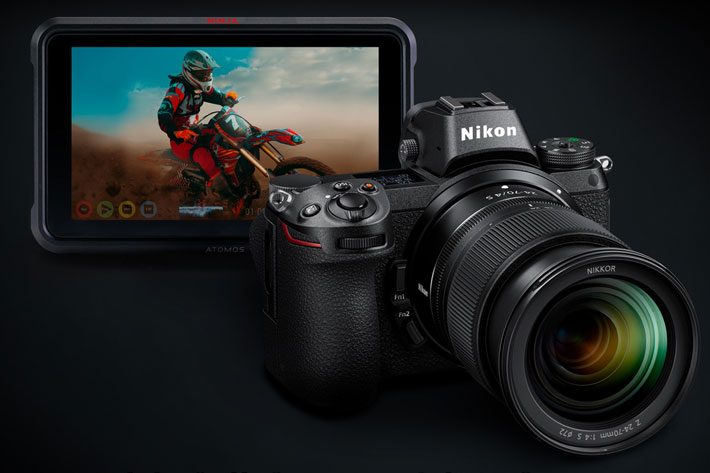 A new era begins: 10-bit 4K N-Log signal with Nikon Z mirrorless and Atomos