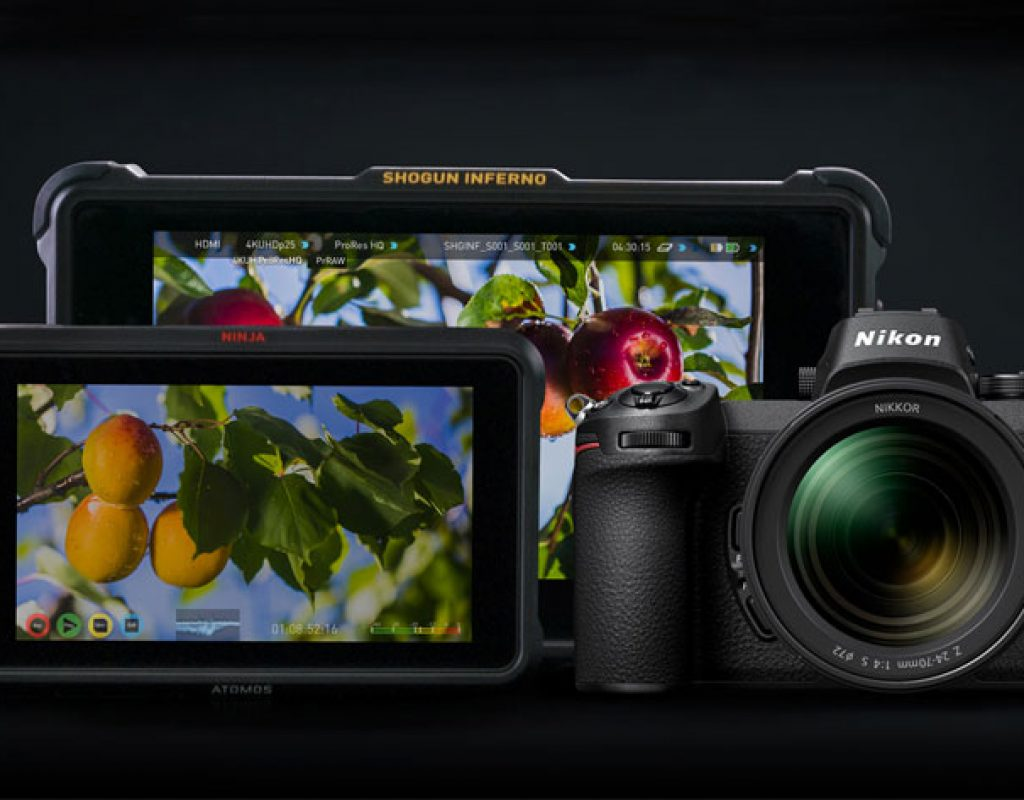 A new era begins: 10-bit 4K N-Log with Nikon Z mirrorless and Atomos Ninja V