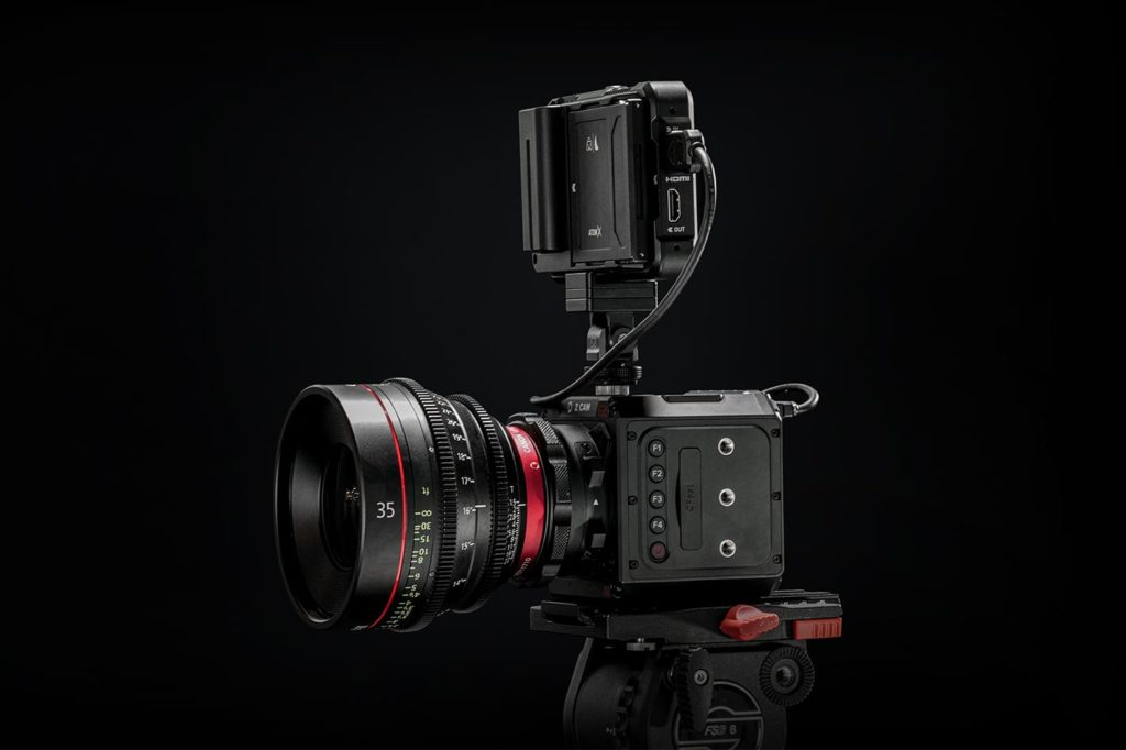Z CAM cinema cameras get ProRes RAW recording