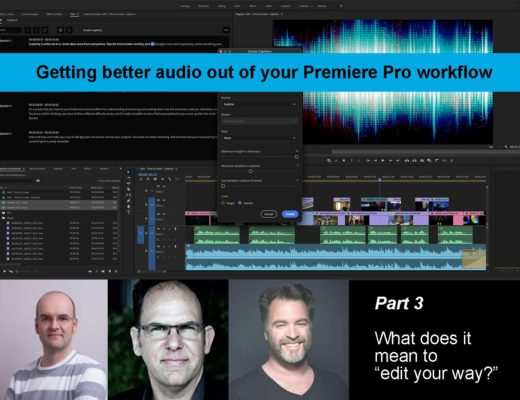 """Clip mixing and track mixing capabilities highlight what it means for editors to """"edit your way"""" 5"""