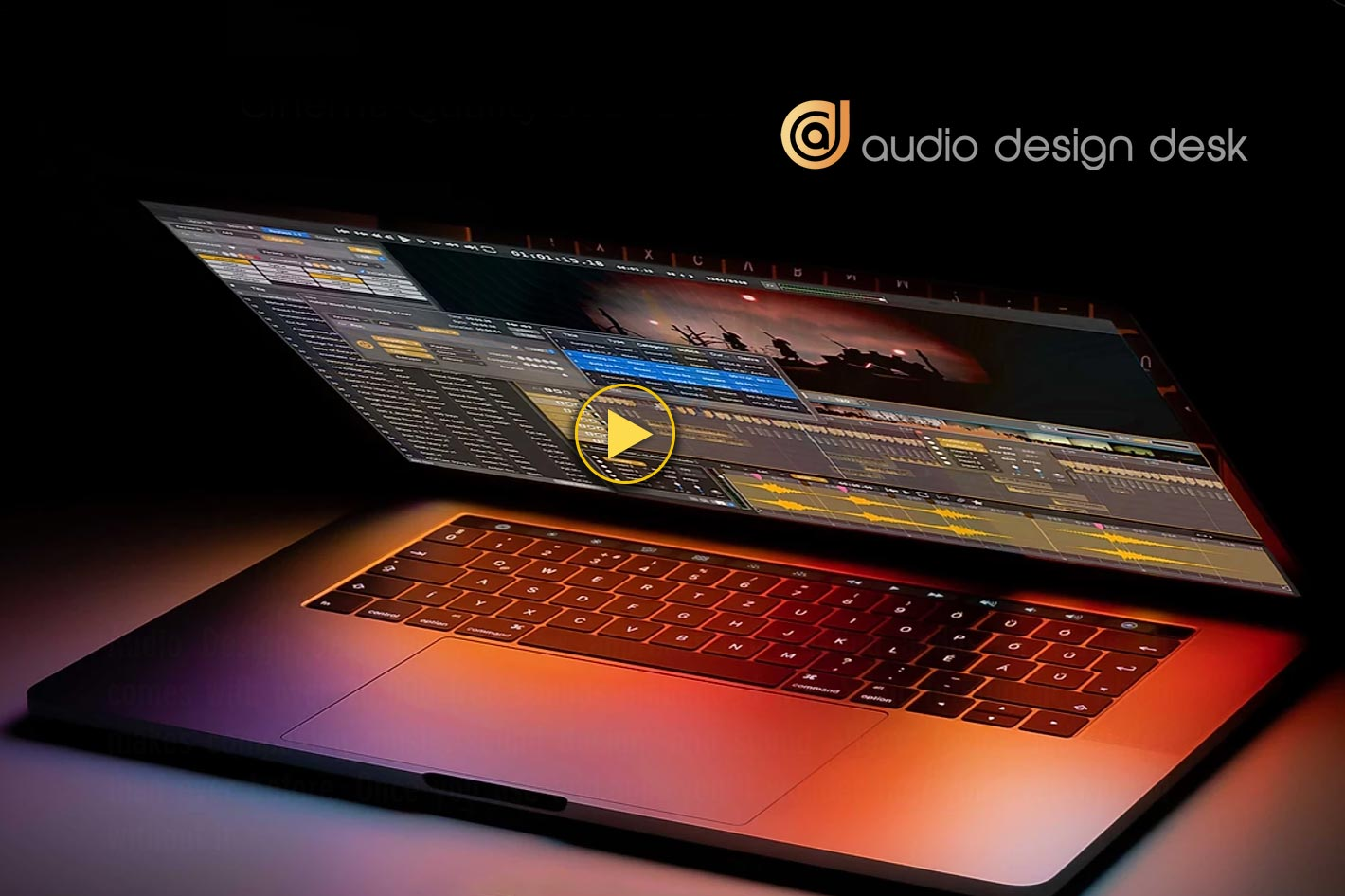 Audio Design Desk Create: a FREE version of the visual storytelling tool