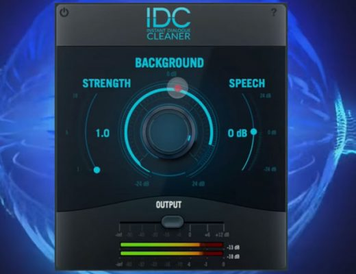 IDC: Instant Dialogue Cleaner, a plug-in to clean up speech in real-time