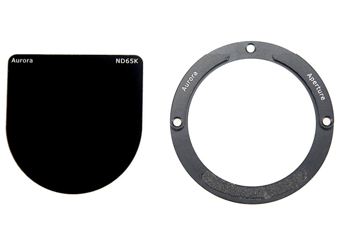 Aurora Aperture: new rear mount filters for wide-angle lenses