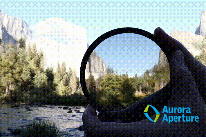 Aurora PowerGXND: world's first variable GND filter