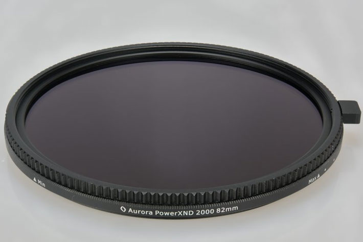 Aurora PowerXND Mark II: new ND filters offer 1 to 11 stops