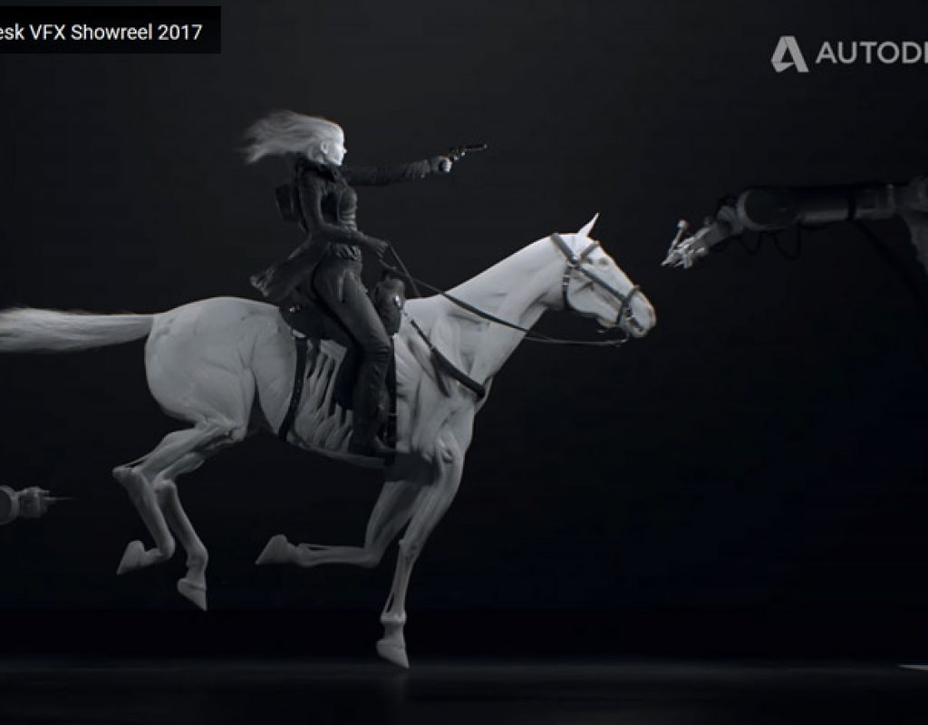 Autodesk VFX Reel 2018: submit your work
