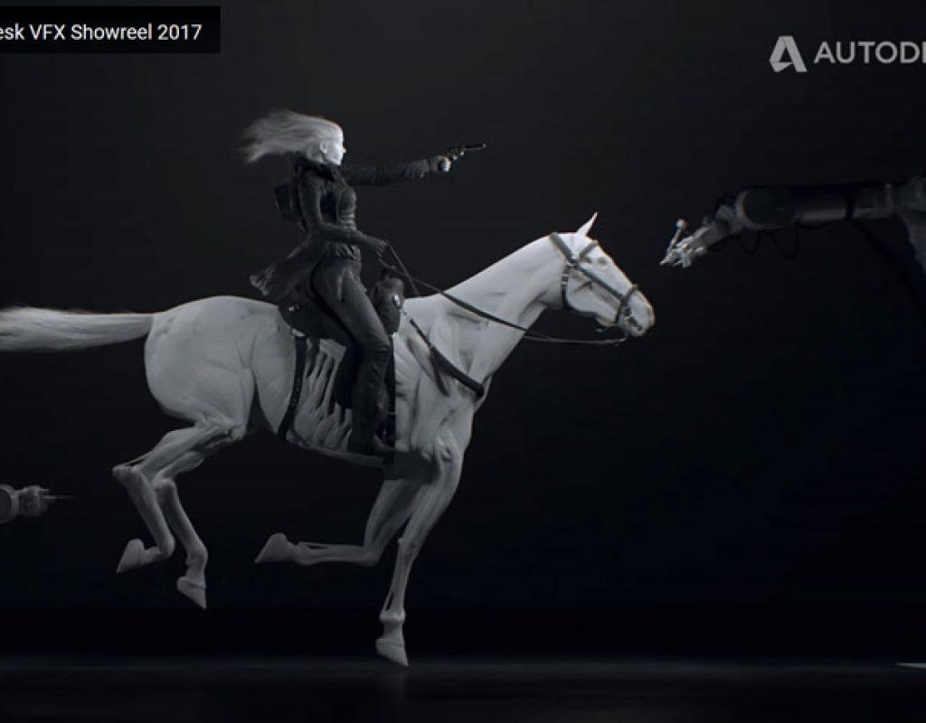 Autodesk VFX Reel 2018: submit your work