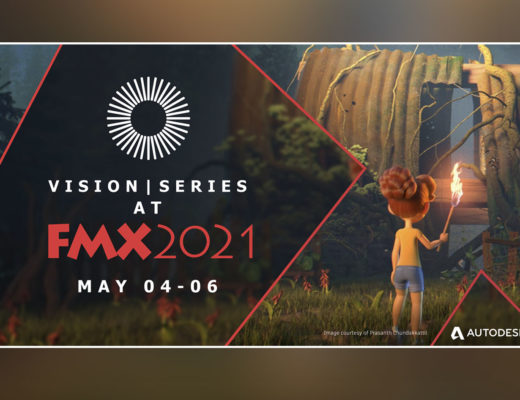 Autodesk explores the future of VFX and animation at FMX 2021