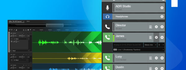 Cleanfeed enriches remote multitrack with Aux Outputs 3