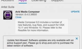 Kicking the tires on Avid Media Composer 8.5