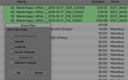 avid85 waveform analysis